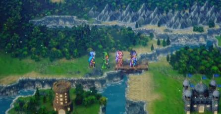 <em>Dragon Quest III</em> tendrá un remake al estilo Octopath Traveler