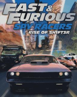 Fast & Furious Spy Racers: Rise of SH1FT3R