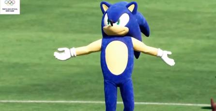 Sonic aparecera como botarga en el juego oficial de los Juegos Olímpicos Tokio 2020