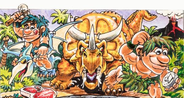 #ViernesRetro: <em>Joe & Mac 2 - Lost in the Tropics</em>