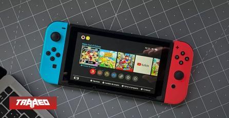 La nueva Nintendo Switch Pro traería nueva pantalla OLED y conexión Ethernet, y actuales Joy-Con serán compatibles