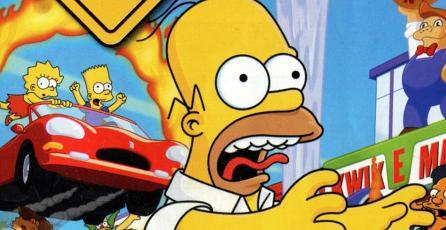 <em>The Simpsons Hit & Run</em> es el remake más deseado por fans, según encuesta