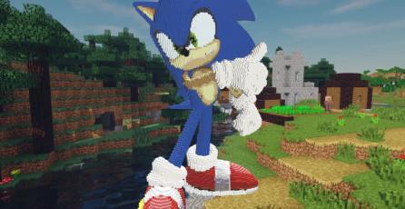¿<em>Sonic the Hedgehog</em> en <em>Minecraft</em>? Parece que ocurrirá pronto