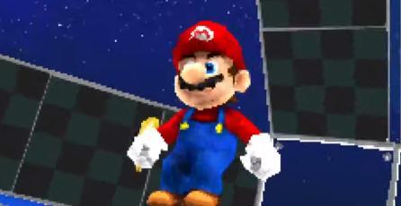 Fans trabajan en un port de <em>Super Mario Galaxy</em> para Nintendo DS