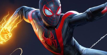 Llegan más PS5 y <em>Spider-Man: Miles Morales</em> sube a la cima en Reino Unido