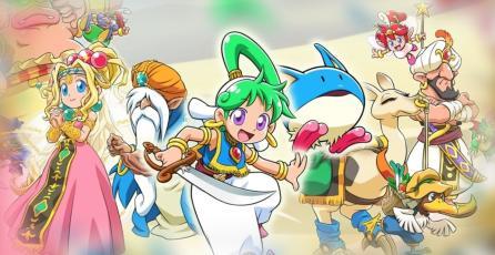 <em>Wonder Boy: Asha in Monster World</em>