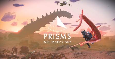 <em>No Man's Sky</em> - Trailer Prims