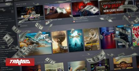 El perfil más valioso de Steam: 36.000 dólares en juegos y más de 243.000 en cromos intercambiables