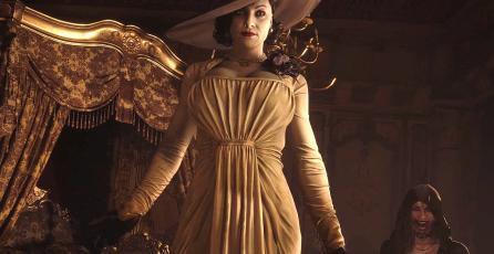 La actriz de Lady Dimitrescu no sabía que audicionó para <em>Resident Evil Village</em>