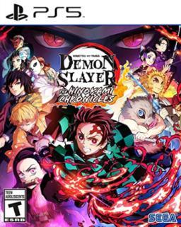 Demon Slayer: Kimetsu no Yaiba – The Hinokami Chronicles