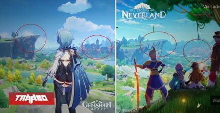 Presentando a The Legend of Neverland: el plagio más evidente a Genshin Impact que pueda haber