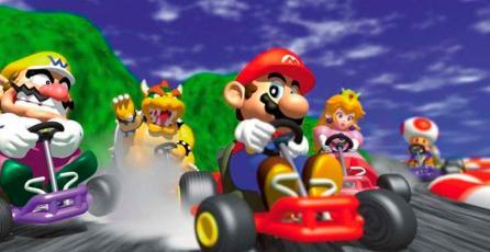 Revelan cuál es la única pista de <em>Mario Kart 64</em> sin un remake