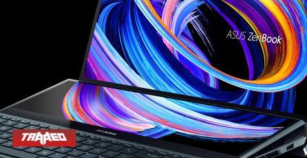 ASUS anuncia la llegada a Chile del nuevo ZenBook Pro Duo 15 OLED