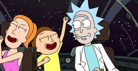 <em>Fortnite</em> y <em>Rick and Morty</em> tendrían pronto un crossover según esta pista