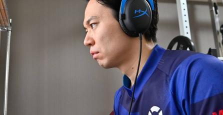 Tokido, popular pro player de <em>Street Fighter</em>, apareció en un comercial de BMW