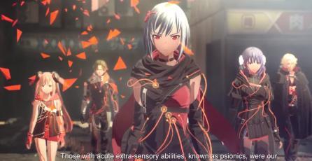 Scarlet Nexus - Tráiler de Historia