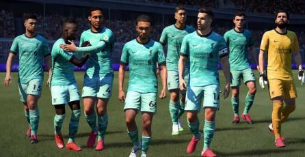 <em>FIFA 21</em> regresa al primer lugar en Reino Unido