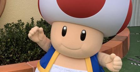 El Super Nintendo World ya abrió sus puertas otra vez tras cerrarlas por pandemia
