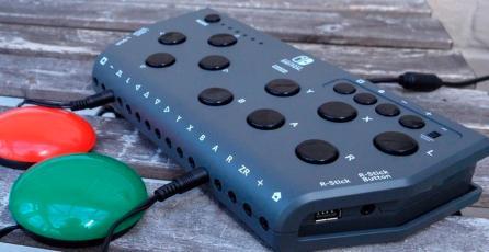 Conoce el HORI Flex, un control para Switch con accesibilidad para cualquier persona