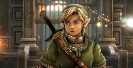 Ya pasaron 10 años de la presentación de <em>Zelda</em> HD en Wii U