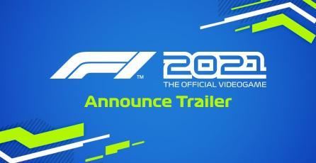 <em>F1 2021</em> - trailer de anuncio