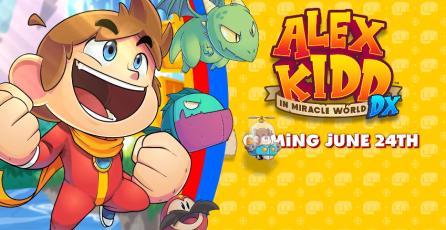 Alex Kidd in Miracle World DX - Tráiler de Avance