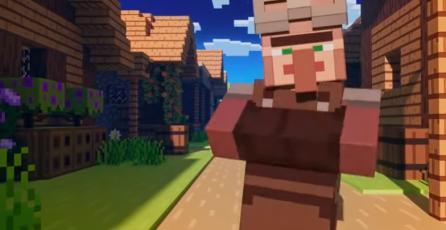 """Minecraft - Tráiler Lanzamiento DLC """"Caves & Cliffs"""" Parte 1"""
