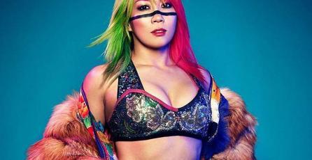 Asuka, popular luchadora de la WWE, participó en el desarrollo de <em>Virtua Fighter 5</em>