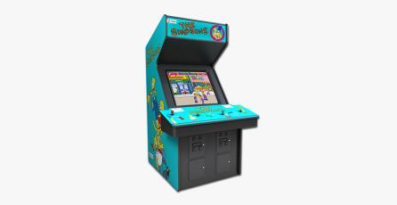 El clásico juego arcade de <em>Los Simpson</em> volverá de la mejor manera