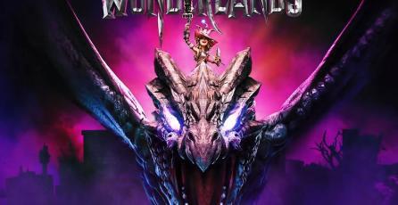 Revelan <em>Tiny Tina's Wonderlands</em>, spin-off de <em>Borderlands</em> lleno de fantasía