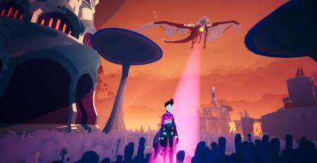 Solar Ash - Tráiler de Jugabilidad | Summer Game Fest 2021
