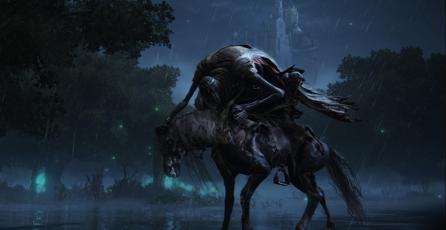 <em>ELDEN RING </em> tendrá el mundo más grande de FromSoftware y lo explorarás a caballo