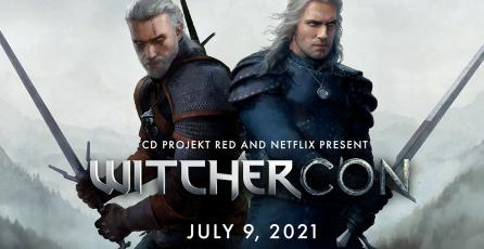 WitcherCon: CD Projekt RED y Netflix anuncian conferencia centrada en <em>The Witcher </em>