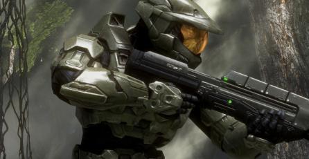 <em>Halo</em>: supuestas imágenes filtradas de la serie de TV muestran al Jefe Maestro