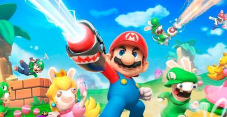 E3 2021: Ubisoft confirma <em>Mario + Rabbids: Sparks of Hope</em> y da más detalles sobre el juego
