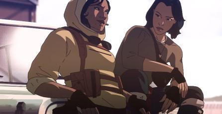 "Rainbow Six Siege - Tráiler Animado de Historia ""North Star"""