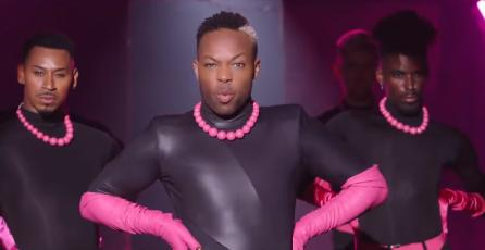 "Just Dance 2022 - Tráiler de Anuncio ""Todrick Hall"""