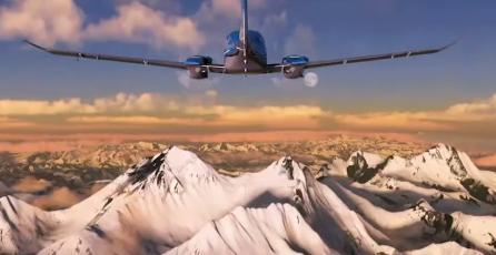<em>Microsoft Flight Simulator</em> llegará pronto a Xbox Series X; tendrá una expansión de <em>Top Gun</em>