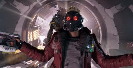 Marvel's Guardians of the Galaxy - Tráiler de Detalles