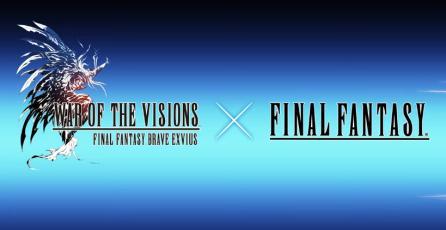 War of the Visions: Final Fantasy Brave Exvius x Final Fantasy - Tráiler de Colaboración