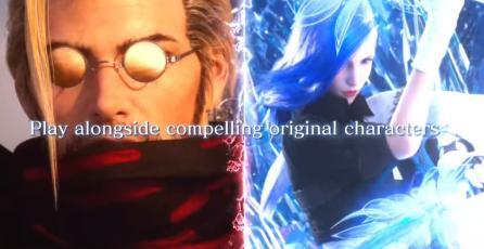 Final Fantasy: Brave Exvius - Tráiler de Aniversario