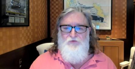 "Gabe Newell - Habla del Próximo ""Steam Next Fest"""