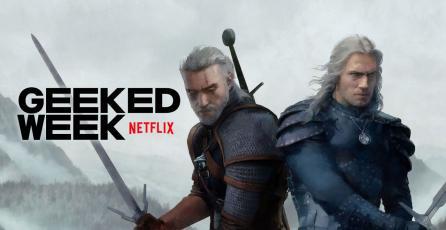 Netflix Geeked Week; ¿qué hubo?, ¿qué se anunció? y todo lo que debes saber sobre el evento