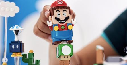 La colección de <em>Super Mario</em> y LEGO crece con figuras de más personajes