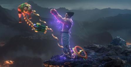 Kazuya de <em>TEKKEN</em> se unirá a <em>Super Smash Bros. Ultimate</em>