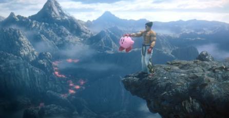 """Smash Bros. Ultimate X Tekken - Tráiler Revelación """"Kazuya Mishima"""""""