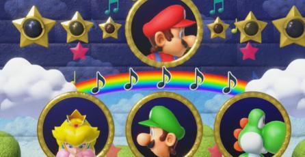Mario Party Superstars - Tráiler de Anuncio