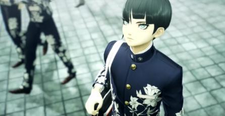 Shin Megami Tensei V - Tráiler Anuncio Fecha de Lanzamiento