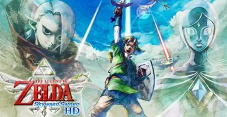 The Legend of Zelda: Skyward Sword HD - Tráiler de Avance