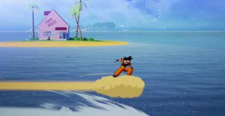 Dragon Ball Z: Kakarot - Tráiler de Anuncio Versión para Switch